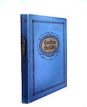 Goethes Gedichte: Johann Wolfgang von