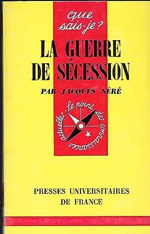 La guerre de Sécession: Néré Jacques (1917-2000)