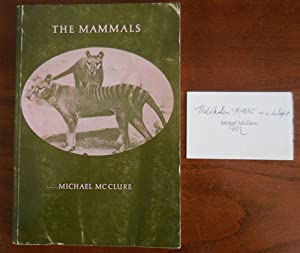 The Mammals (Inscribed)