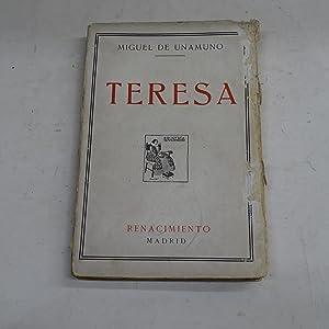 TERESA.: UNAMUNO, Miguel de