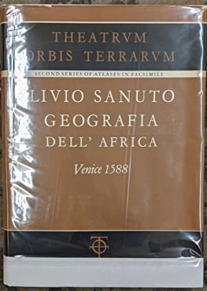 Geografia Dell' Africa (Theatrum Orbis Terrarum, A Series of Atlases in Facsimile, Second Series,...
