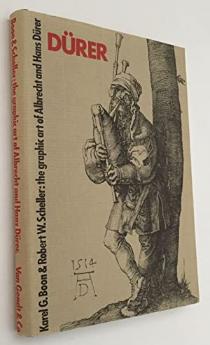 The graphic art of Albrecht Dürer, Hans Dürer and the Dürer School. An illustrated catalogue