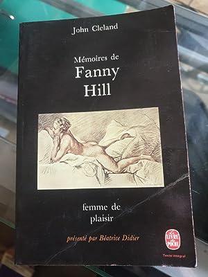 Image du vendeur pour La fille de fanny hill mis en vente par NorLivre