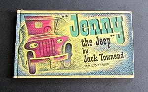 JENNY THE JEEP: JACK TOWNEND