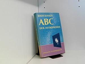 Brockhaus - ABC Der Astronomie,: Zimmermann Dr. H.