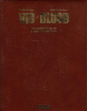 Vic and Blood: The Chronicles of a Boy and His Dog by Harlan Ellison (Leather) Signed