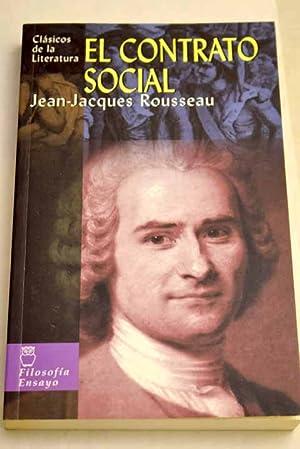El contrato social: Rousseau