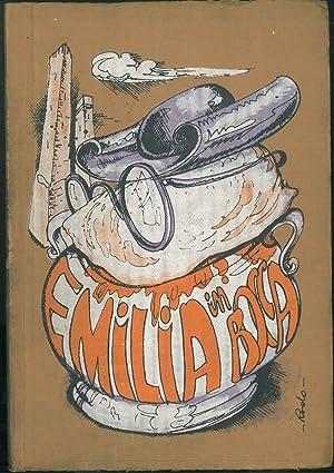 Emilia in bocca. Prefazione di Franco Cristofori.: Ferrari Ambra