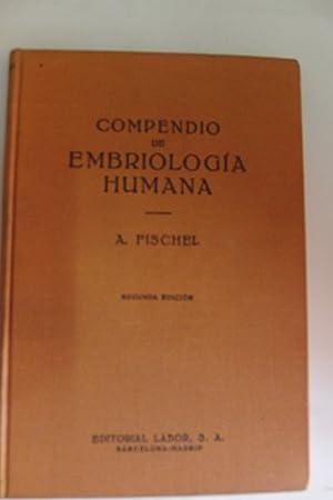COMPEDIO DE EMBRIOLOGIA HUMANA: ALFRED FISCHEL