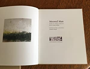 MOORED MAN. Poems of North Norfolk. Watercolours and etchings by Norman Ackroyd.