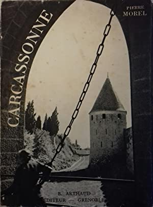 Carcassonne. La cité.: MOREL Pierre