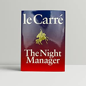 The Night Manager SIGNED and DATED in the month of publication