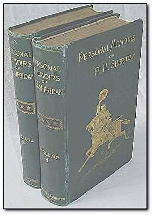 Personal Memoirs of P.H. Sheridan: Complete in Two Volumes