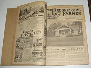 The Progressive Farmer and Southern Farm Gazette - Mississippi Valley Edition: July 1921 through ...