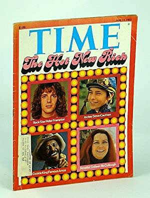 Time Magazine (Canadian Edition), June 13, 1977: Cover Photos of Peter Frampton, Steve Cauthen, F...