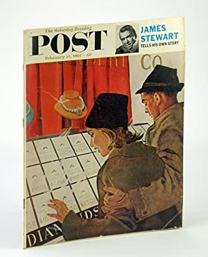 The Saturday Evening Post Magazine, February (Feb.): Craven, M.; Fahy,