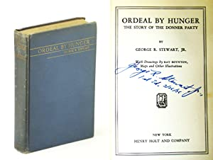 Ordeal By Hunger - The Story of the Donner Party