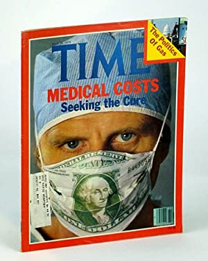 Time Magazine (Canadian Edition), May 28, 1979 - Seeking the Cure to Medical Costs