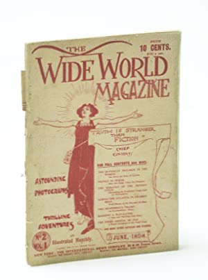 The Wide World Magazine - An Illustrated Monthly, June 1898, Vol. 1, No. 2 - The Queerest Monarch...