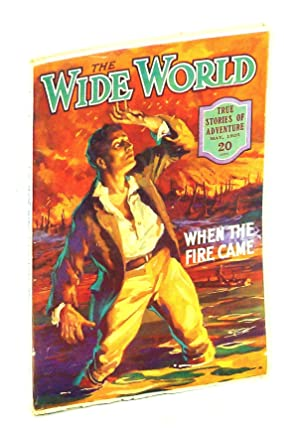 The Wide World Magazine, True Stories of Adventure, May, 1925, Vol LV, No. 325: Early California ...