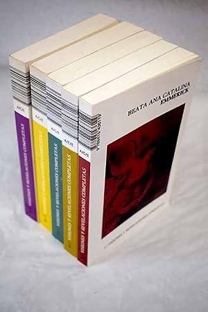 Seller image for Visiones y revelaciones completas for sale by Alcaná Libros