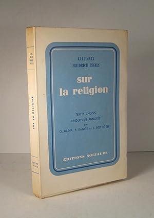 Sur la religion: K. Marx et