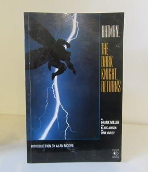 Batman: The Dark Knight Returns: Miller, Frank; Janson,