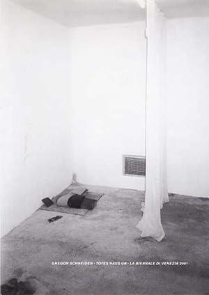 Totes Haus ur. La Biennale di Venezia: Schneider, Gregor: