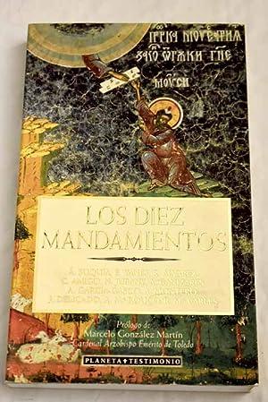 Los diez mandamientos: Various Artists