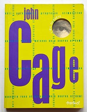 JOHN CAGE.: CAGE John