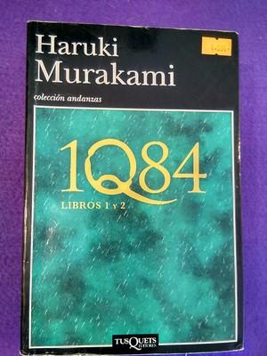 1Q84: Libros 1 y 2: Haruki Murakami