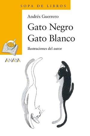 Gato Negro Gato Blanco: Andrés Guerrero