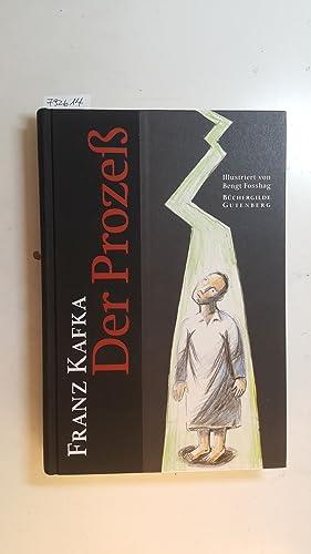 Der Prozeß : Roman: Kafka, Franz ;