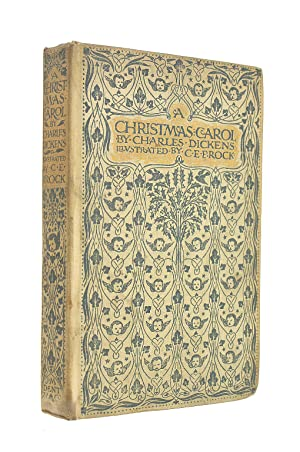 A Christmas Carol In Prose Being A Ghost Story For Christmas.