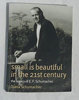 Small is Beautiful in the 21st Century: Diana Schumacher