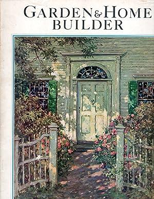 Seller image for GARDEN & HOME BUILDER Volume XLVII Number II - April 1928 - Spring Building Number for sale by PERIPLUS LINE LLC