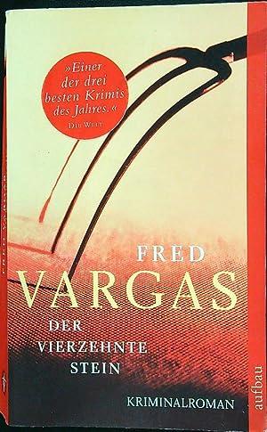 Der vierzehnte Stein: Vargas, Fred