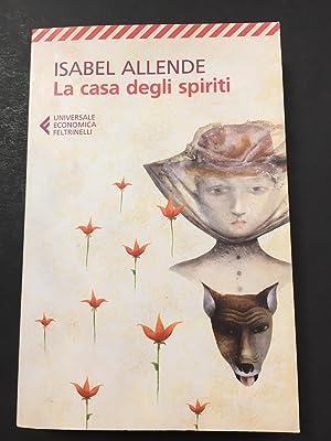 Immagine del venditore per Allende Isabel. La casa degli spiriti. Feltrinelli. 2013 venduto da Amarcord libri