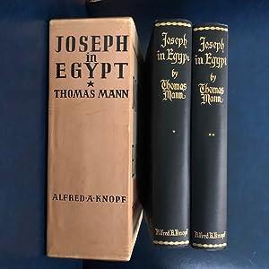 Joseph in Egypt: Mann, Thomas