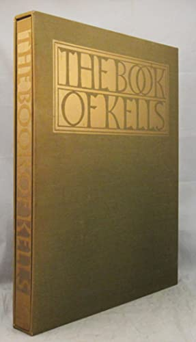 BOOK OF KELLS, Reproductions From The Manuscript: Illuminated Manuscript; Kells]