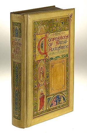 Binding, Fine- Cedric Chivers Stunning Vellucent Binding: St. Augustine