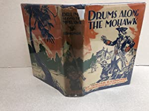 DRUMS ALONG THE MOHAWK ( signed )