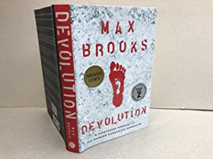 DEVOLUTION : Firsthand Accountof the Rainier Sasquatch Massacre ( signed )