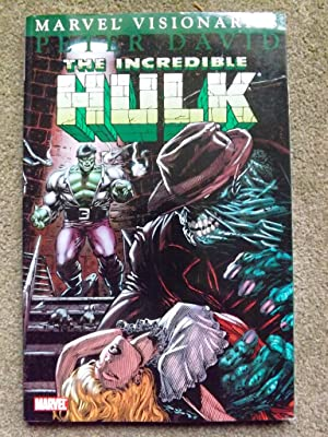 Hulk Visionaries: Peter David Volume 7