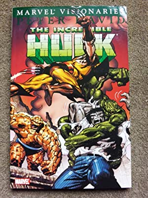 Hulk Visionaries: Peter David v. 4 (Incredible Hulk)