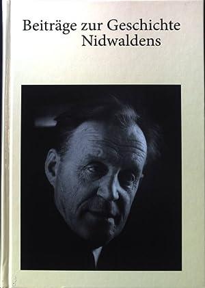 Beiträge zur Geschichte Nidwaldens. Heft 47;: Amstad, Eduard, Badran