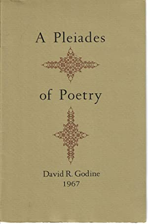 A Pleiades of Poetry