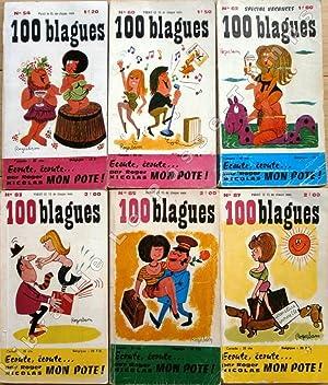 Collection 100 BLAGUES - Écoute, Écoute. mon: Collection Cent Blagues,
