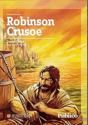 Robinson Crusoe. Los grandes titulos de la: Defoe, Daniel