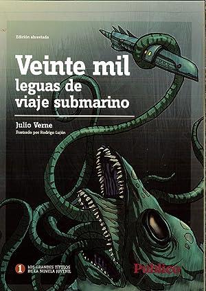 Veinte mil leguas de viaje submarino. 1: Verne, Jules (1828-1905)
